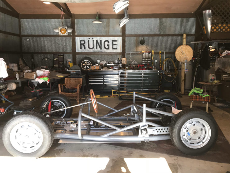 Runge RS010 Chassis 2