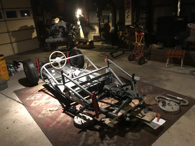 Runge RS010 Chassis