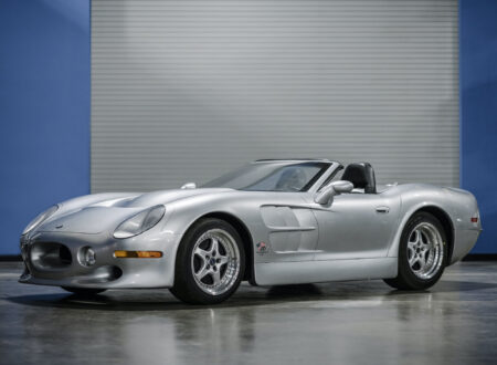 Shelby Series 1 Prototype Design Model