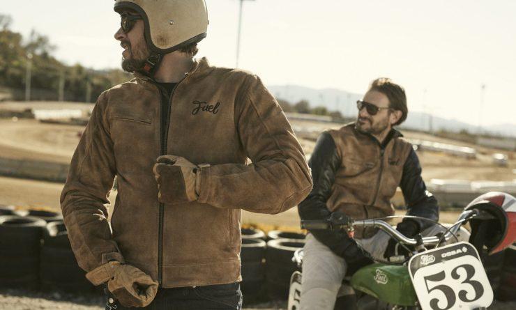 Sidewaze Motorcycle Jacket From Fuel 1