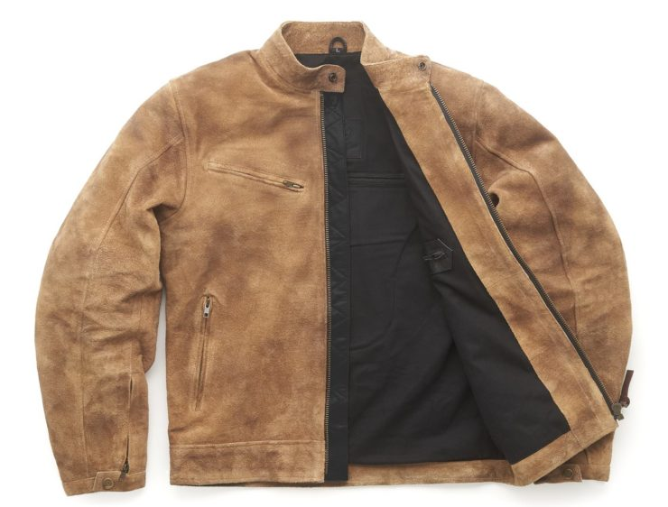 Sidewaze Motorcycle Jacket From Fuel Buffalo Leather