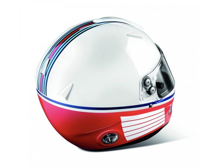 Sparco Helmet Back