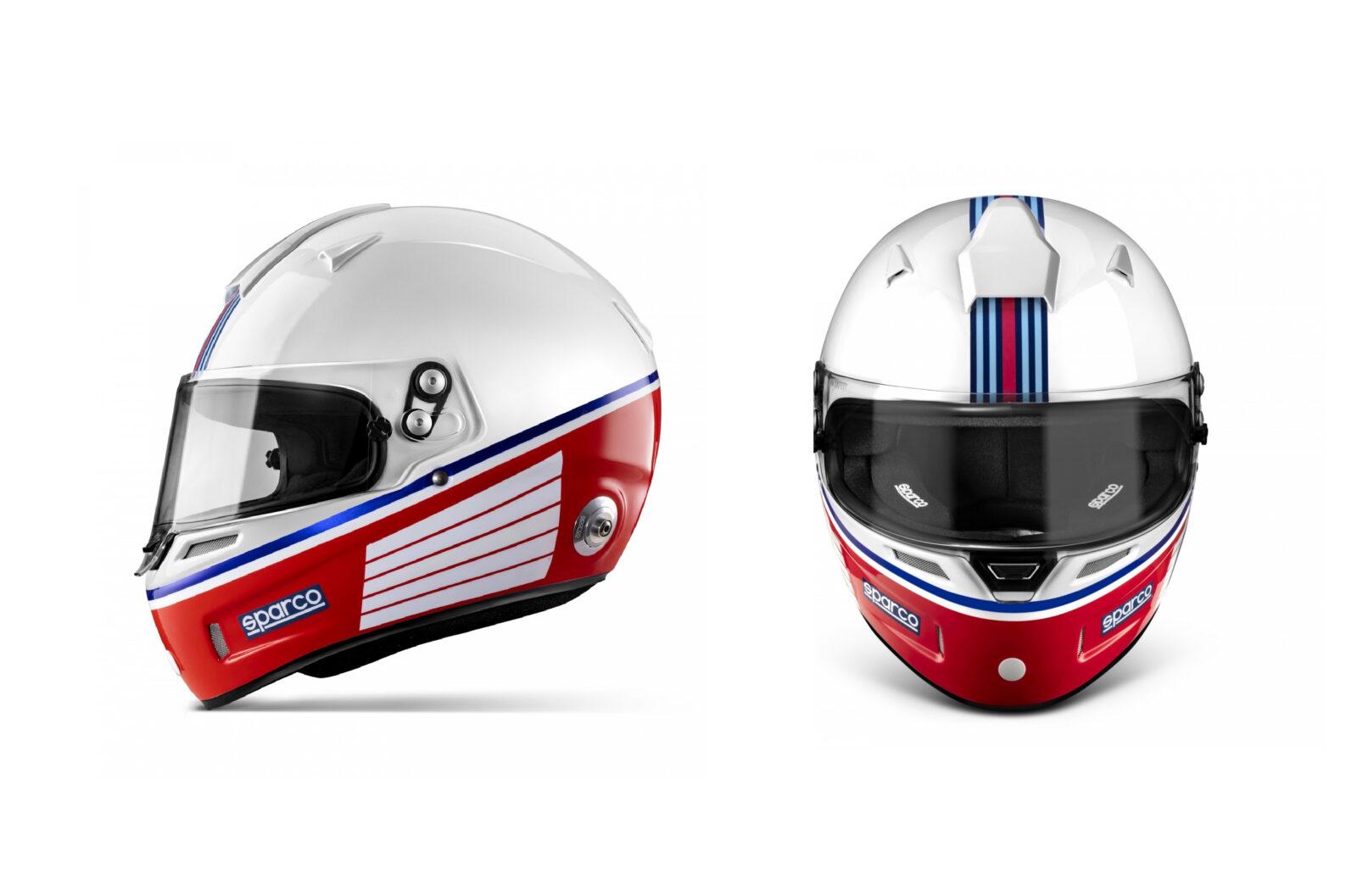 Sparco Martini Helmet