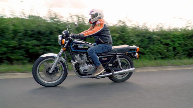 Suzuki GS750 4