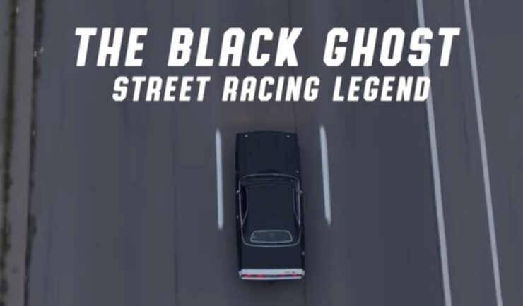 The Black Ghost - Street Racing Legend
