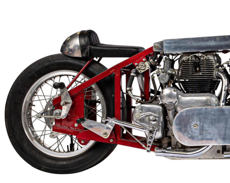 Twin-Engined Royal Enfield Land Speed Racer 7