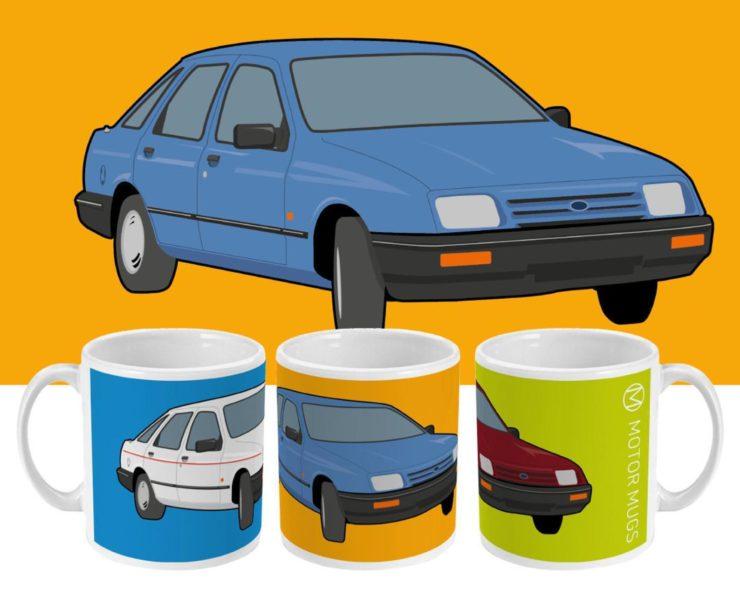 Vauxhall Senator Motor Mugs