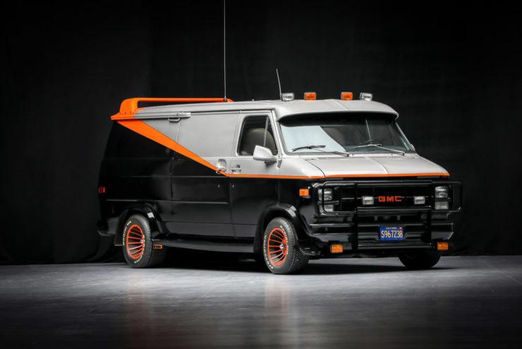 A-Team-Van