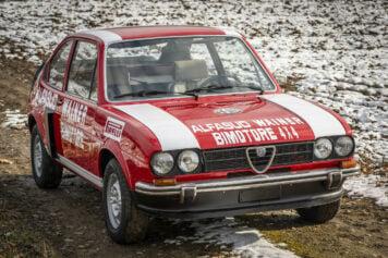 Alfa Romeo Alfasud Ti Bimotore 4×4 Wainer