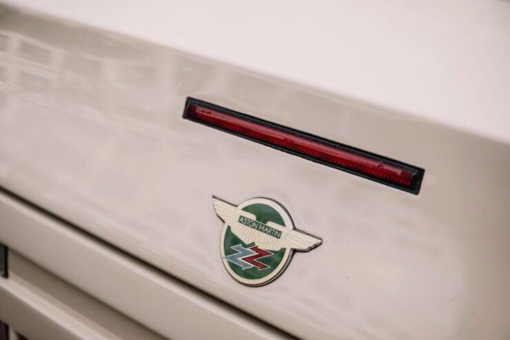 Aston Martin V8 Volante Zagato Badge