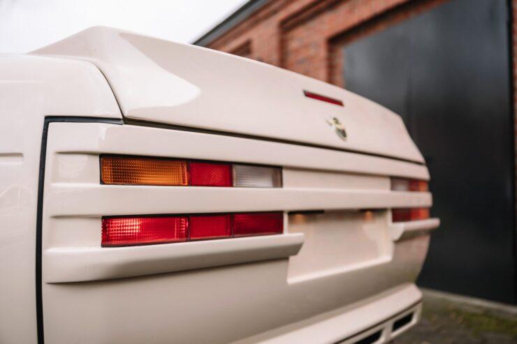 Aston Martin V8 Volante Zagato Tail Lights