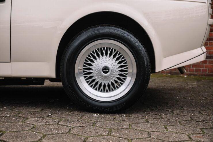 Aston Martin V8 Volante Zagato Wheels