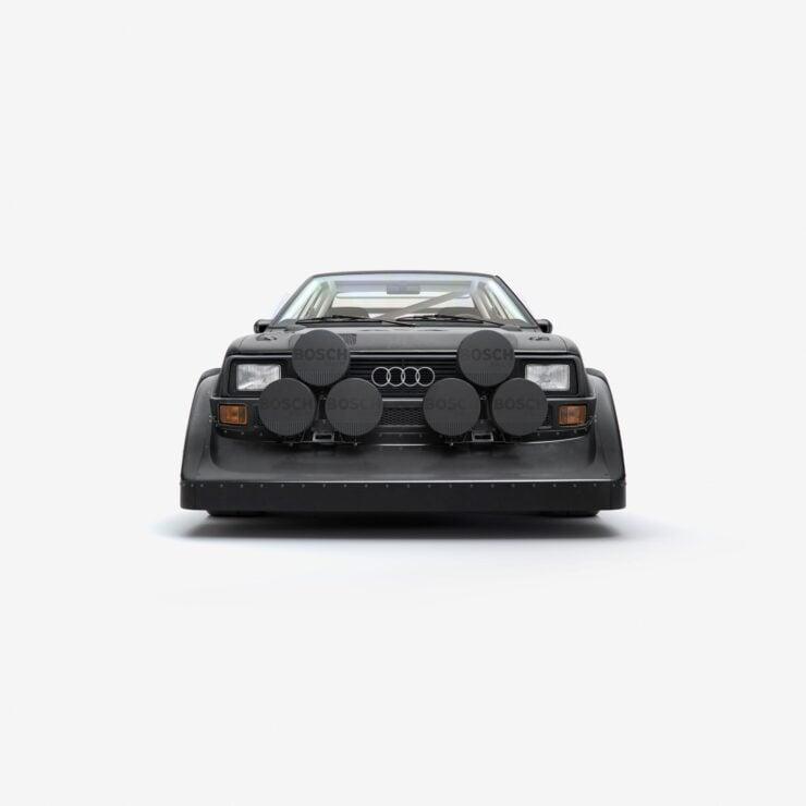 Audi S1 E2 Group B Rally 1