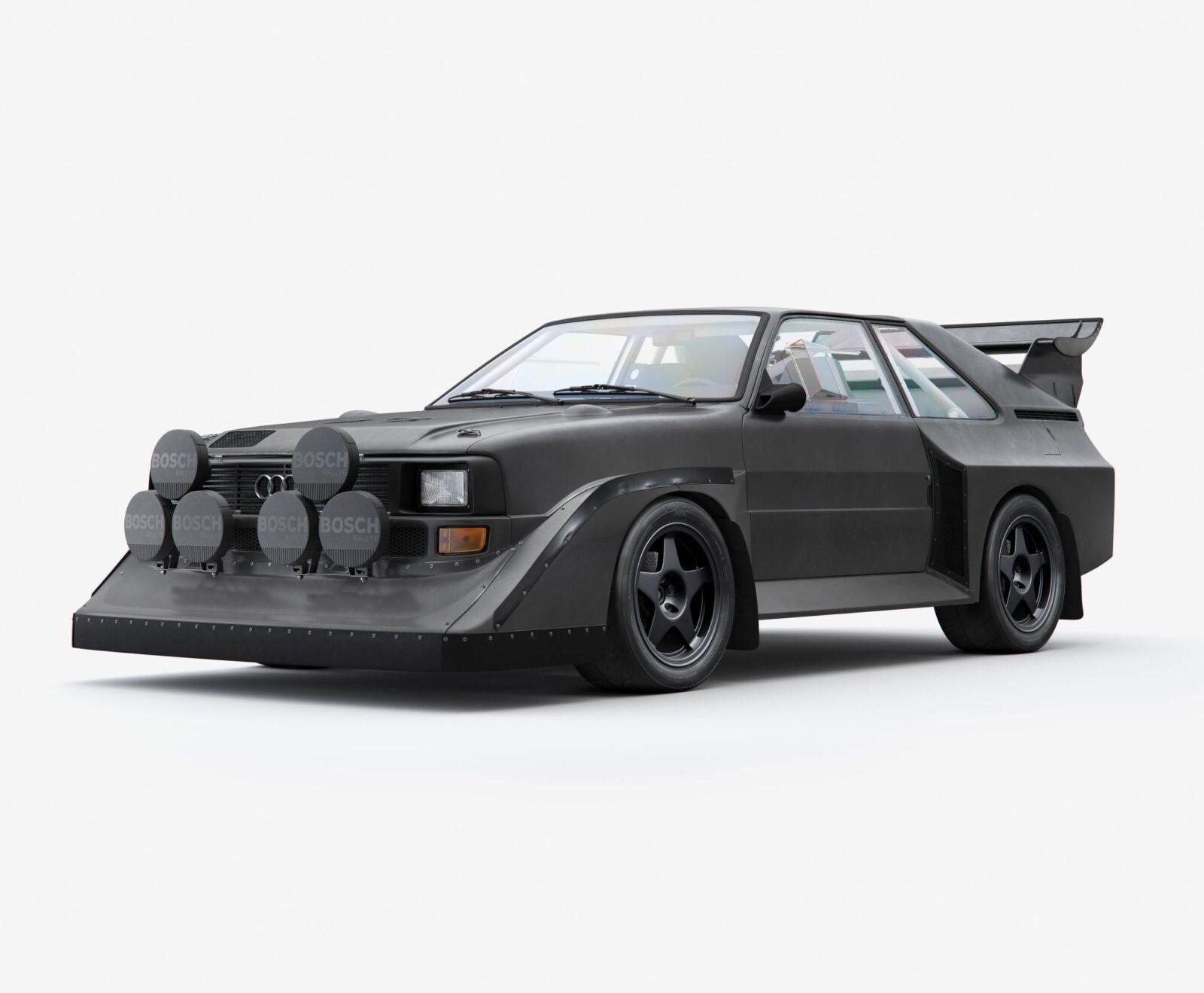 Audi S1 E2 Group B Rally