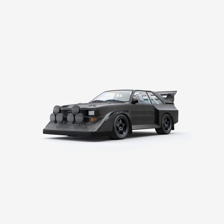 Audi S1 E2 Group B Rally Car