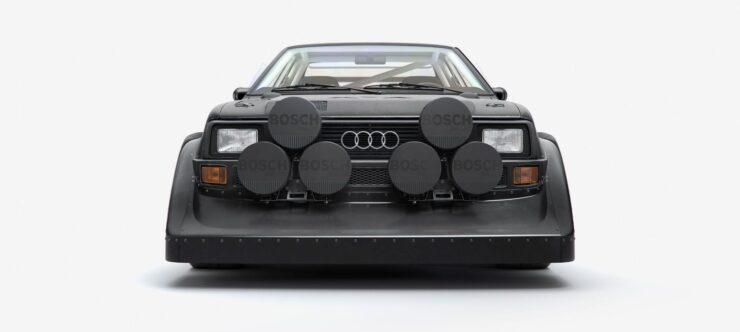 Audi S1 E2 Group B Rally Narrow