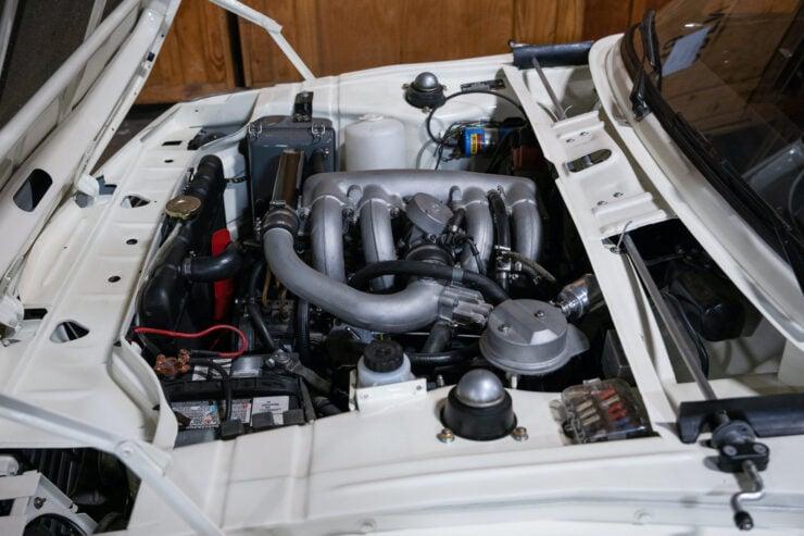 BMW 2002 Turbo Engine