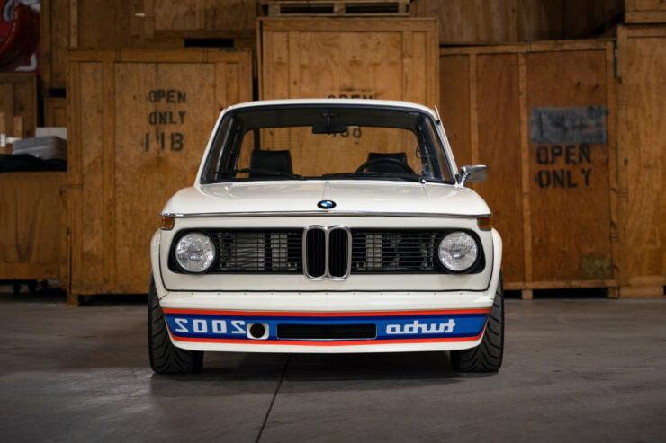 BMW 2002 Turbo Front