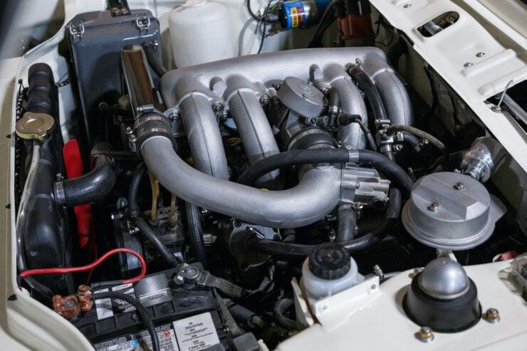 BMW 2002 Turbo M10 Engine