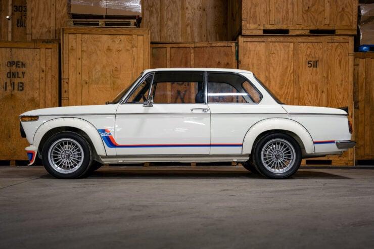 BMW 2002 Turbo Side
