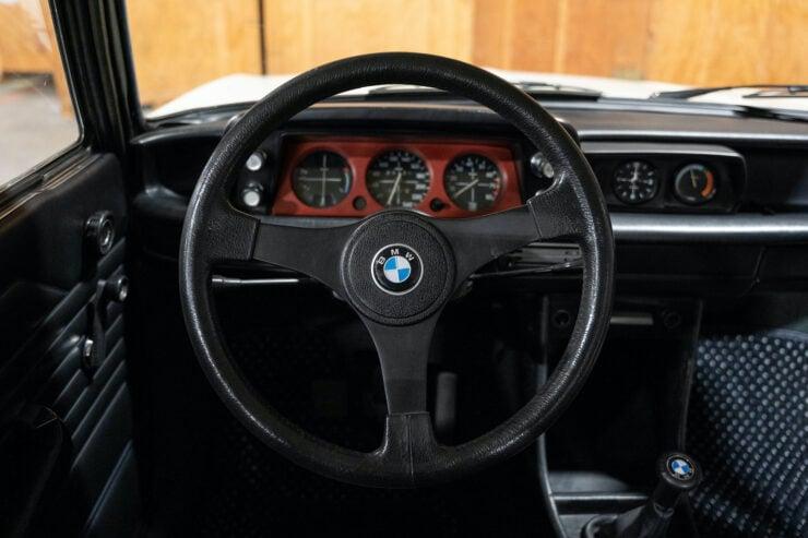 BMW 2002 Turbo Steering Wheel