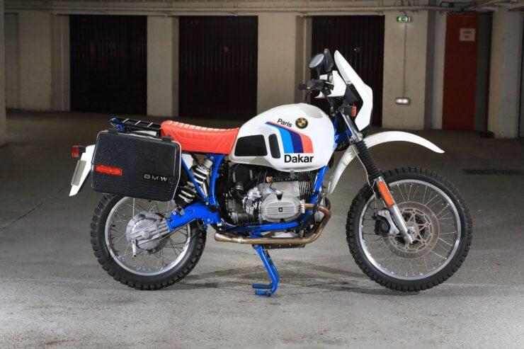 BMW R 80 GS Paris-Dakar 1