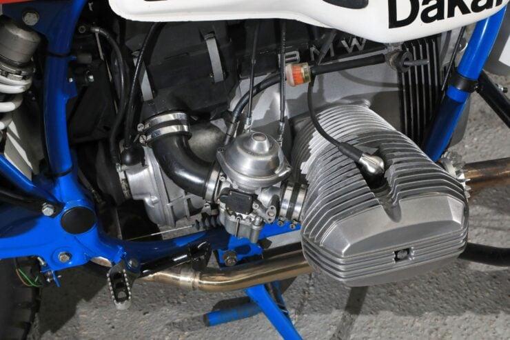 BMW R 80 GS Paris-Dakar 14