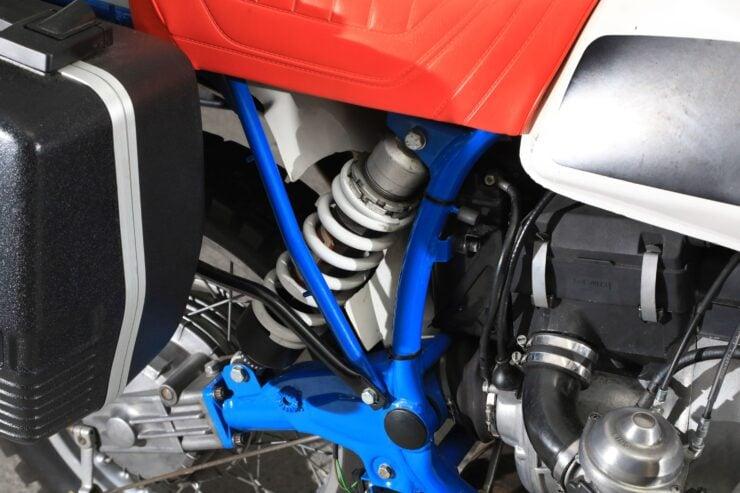 BMW R 80 GS Paris-Dakar 15