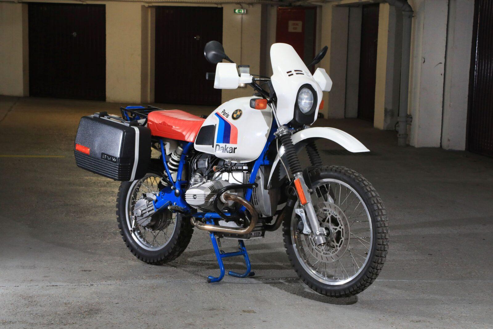 BMW R 80 GS Paris-Dakar