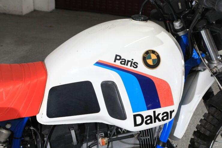 BMW R 80 GS Paris-Dakar 6