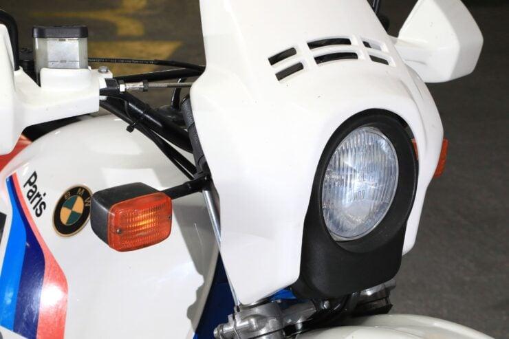 BMW R 80 GS Paris-Dakar 8