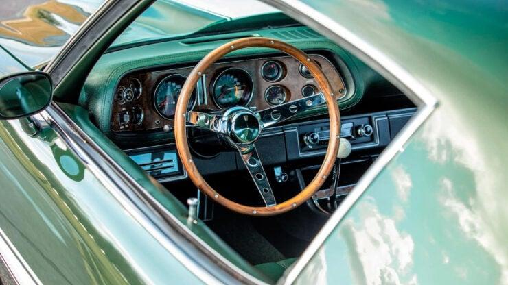 Baldwin Motion Phase III Camaro Steering Wheel