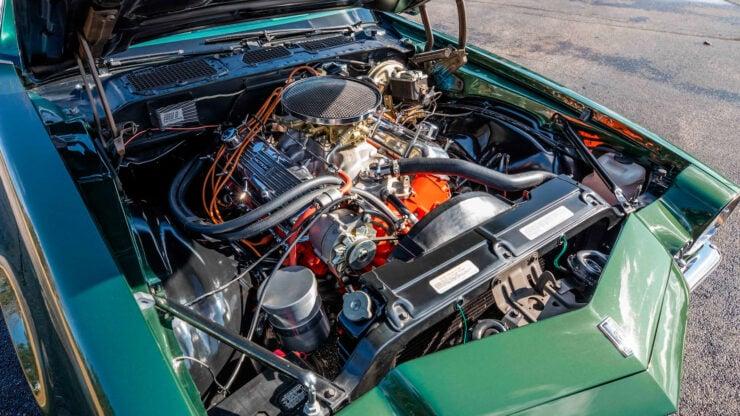 Baldwin Motion Phase III Camaro V8