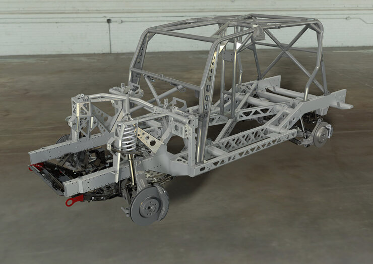 Bowler CSP Chassis