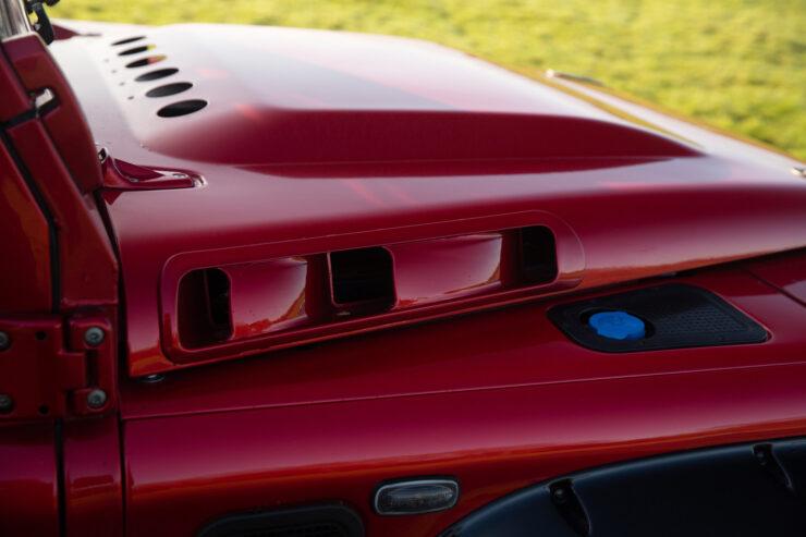 Bowler CSP V8 Land Rover Defender 10