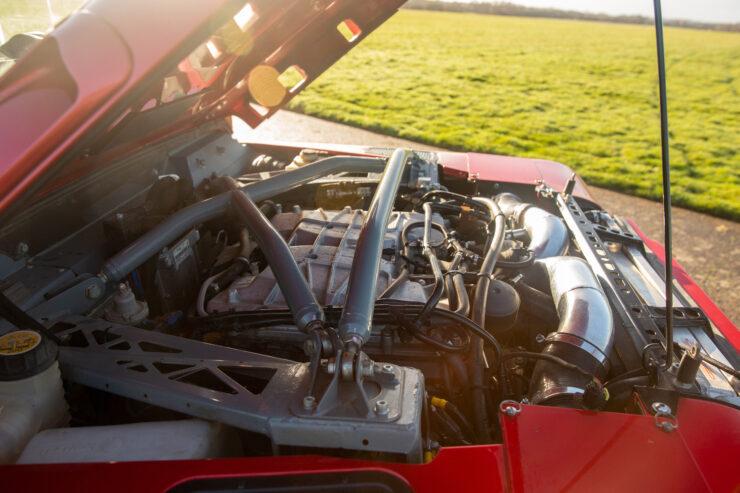 Bowler CSP V8 Land Rover Defender 12