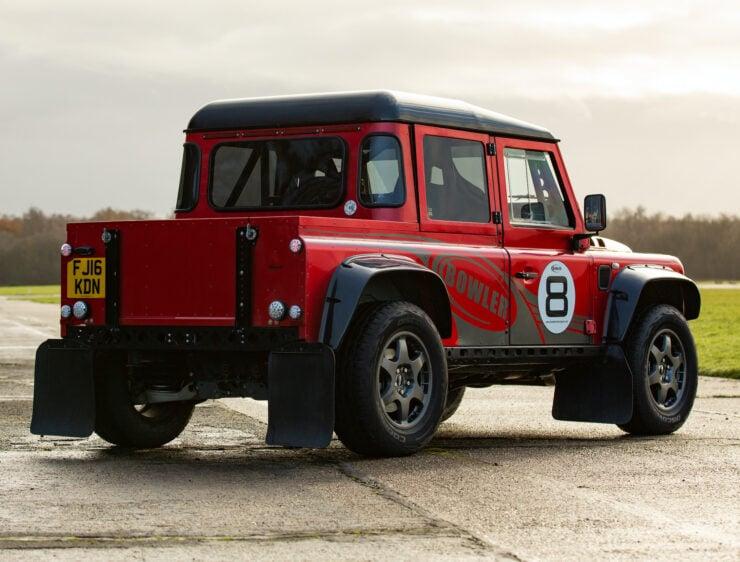 Bowler CSP V8 Land Rover Defender 13
