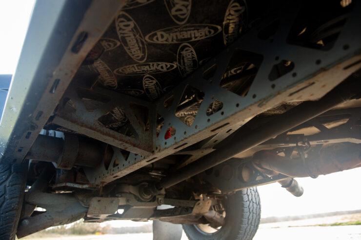 Bowler CSP V8 Land Rover Defender 16