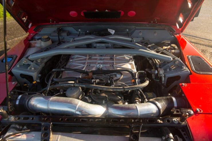 Bowler CSP V8 Land Rover Defender 2