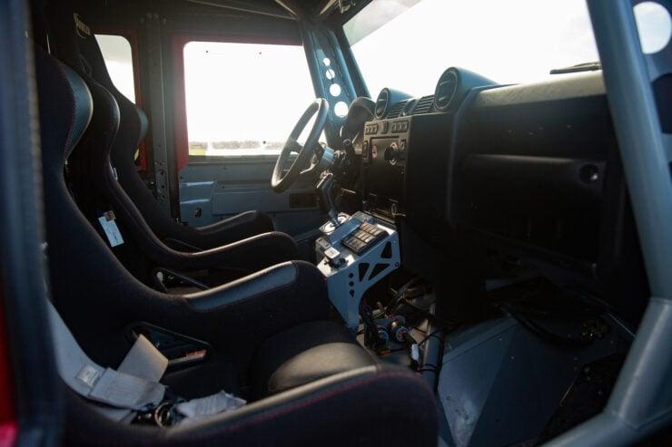 Bowler CSP V8 Land Rover Defender 3