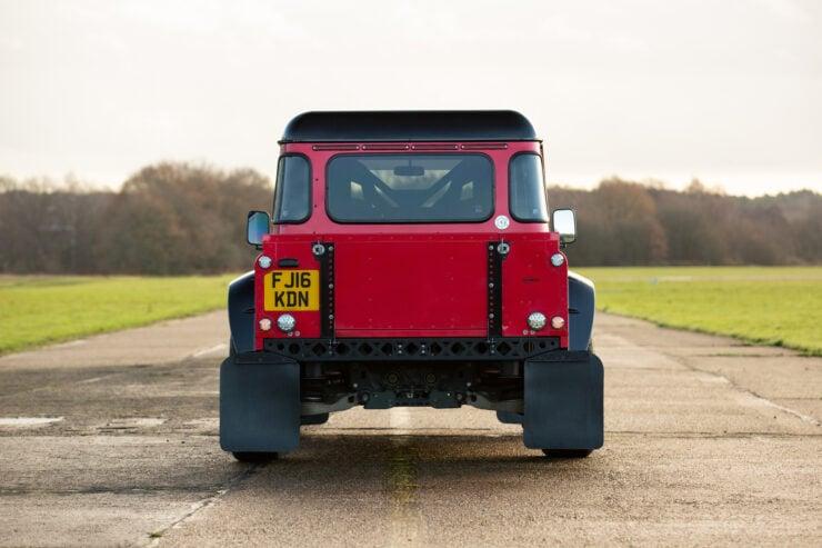Bowler CSP V8 Land Rover Defender 6