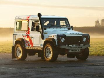 Bowler Land Rover Defender 90 Challenge