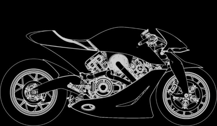 Brough Superior Aston Martin AMB001 motorcycle