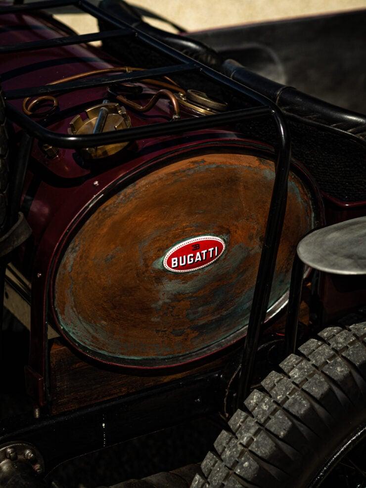 Bugatti Tank