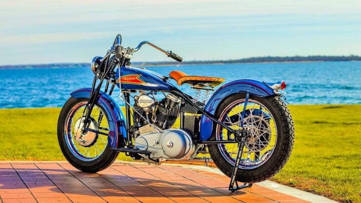 Crocker Big Tank Motorcycle 2