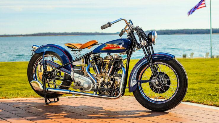 Crocker Big Tank Motorcycle 3