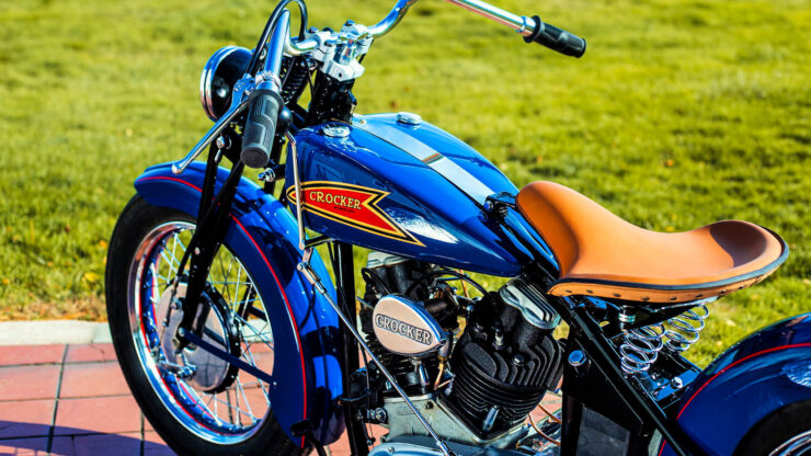 Crocker Big Tank Motorcycle 4