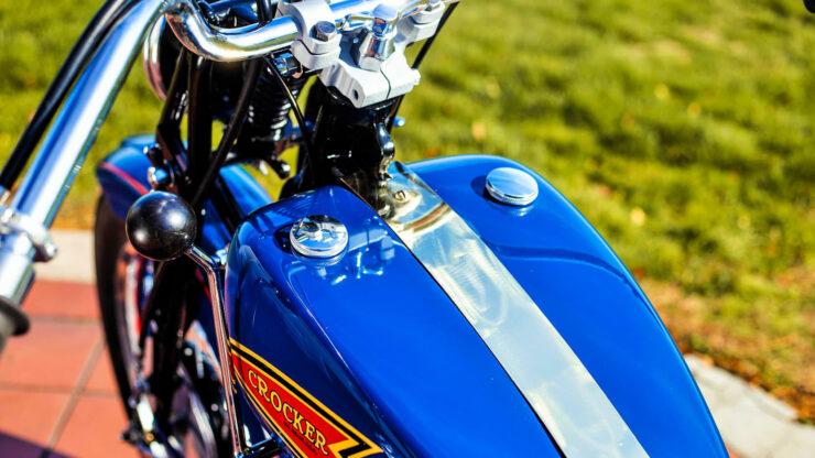 Crocker Big Tank Motorcycle 5