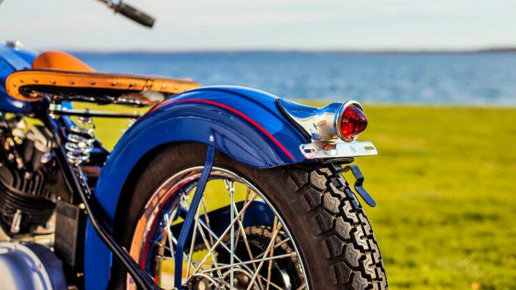 Crocker Big Tank Motorcycle 6
