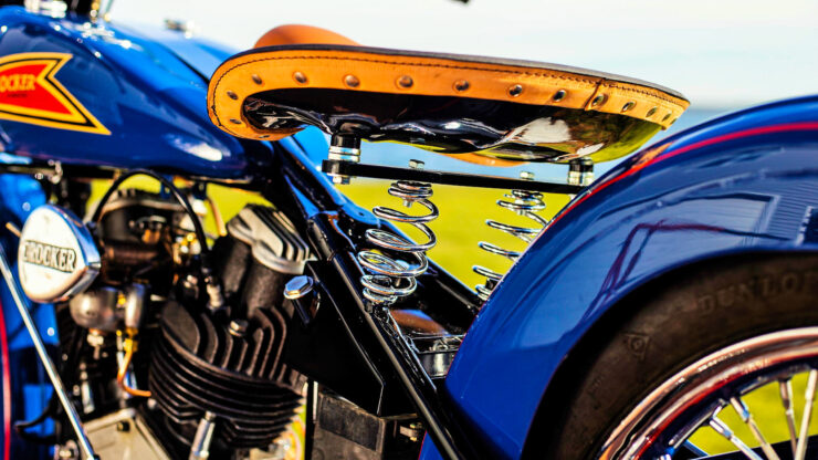Crocker Big Tank Motorcycle 7